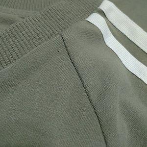 e65d0acd41 adidas Dresses - adidas 3 Stripe Olive Midi Dress